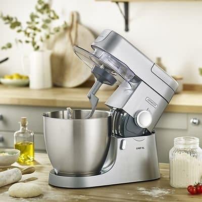 Kenwood BXX13995778 Chef XL KVL4100S Stand Mixer Silver Iron 0 0