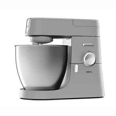 Kenwood BXX13995778 Chef XL KVL4100S Stand Mixer Silver Iron 0 3