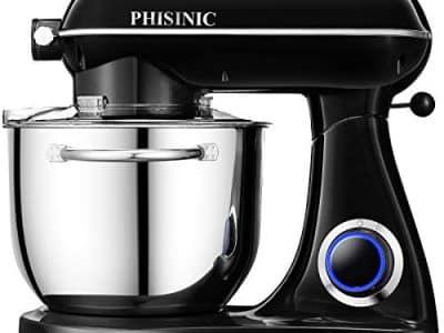PHISINIC Stand Mixer - Black