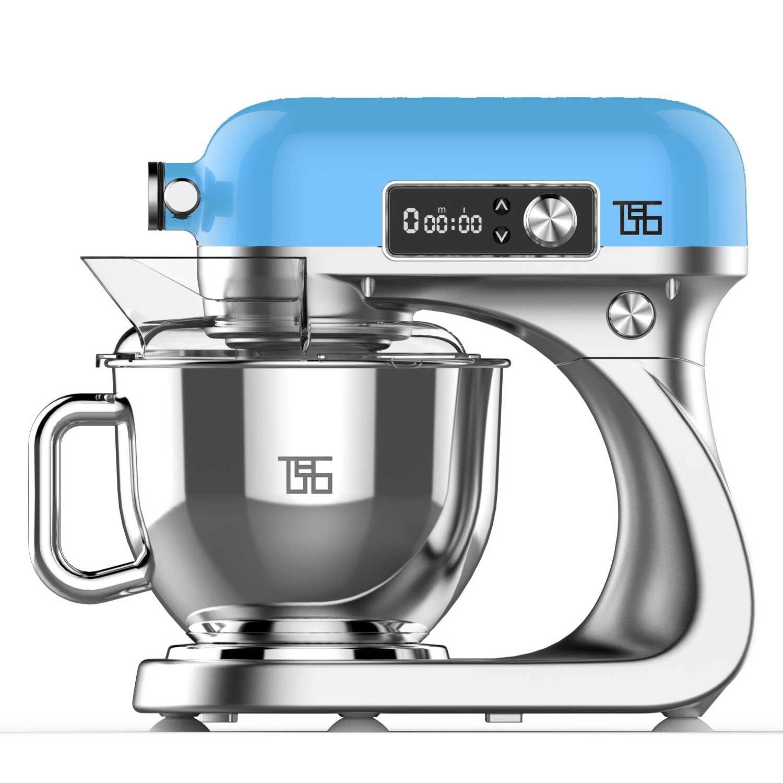 TPCLtd Stand Mixer Steel Blue