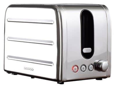 Daewoo Deauville 2 Slice Toaster