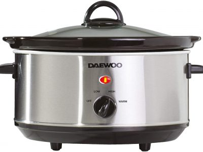 Daewoo Slow Cooker 3.5L