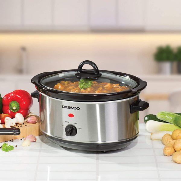 Daewoo Slow Cooker 3.5L