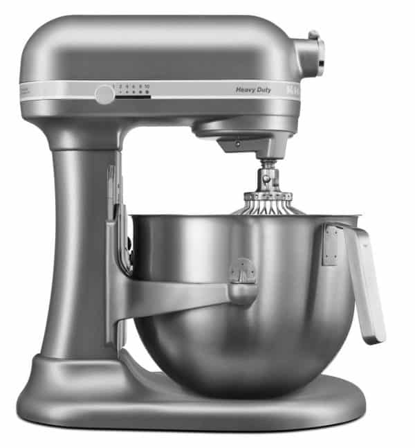 KitchenAid Heavy Duty Stand Mixer -Silver