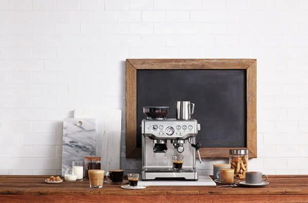 Sage BES875UK The Barista Express 1