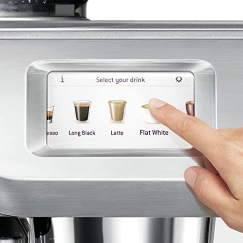 Sage SES990BSS the Oracle Touch Fully Automatic Espresso Machine 2400 W 0 0