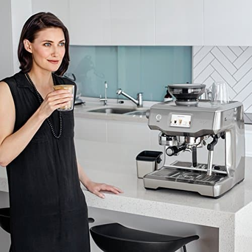 Sage SES990BSS the Oracle Touch Fully Automatic Espresso Machine 2400 W 0 1