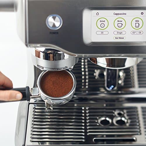 Sage SES990BSS the Oracle Touch Fully Automatic Espresso Machine 2400 W 0 4