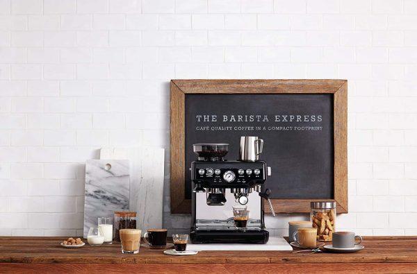 Sage The Barista Express Machine