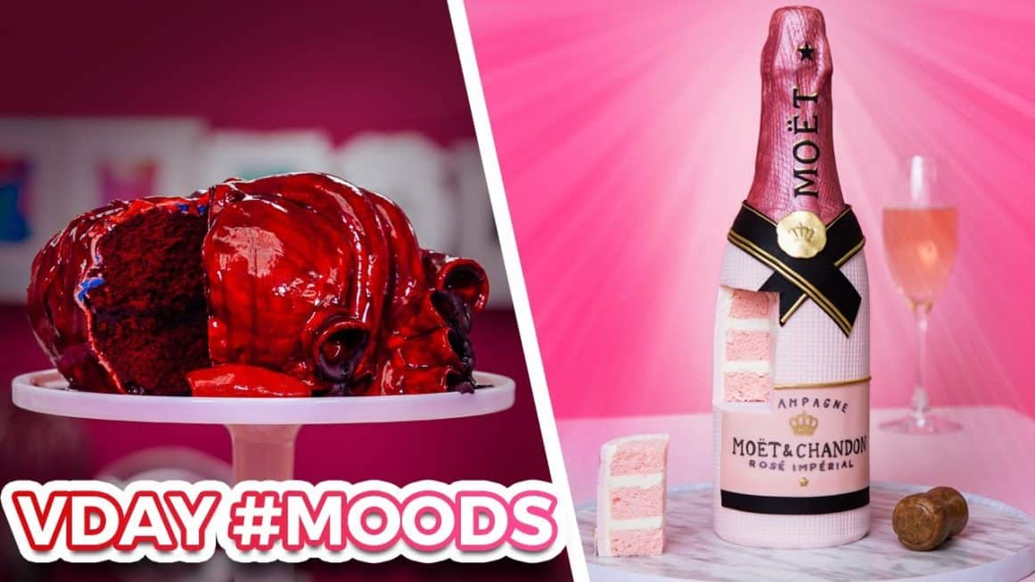 Valentine's Day Cake Showdown