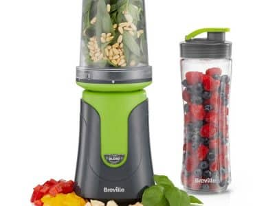 Breville Blend Active Food Prep Combo