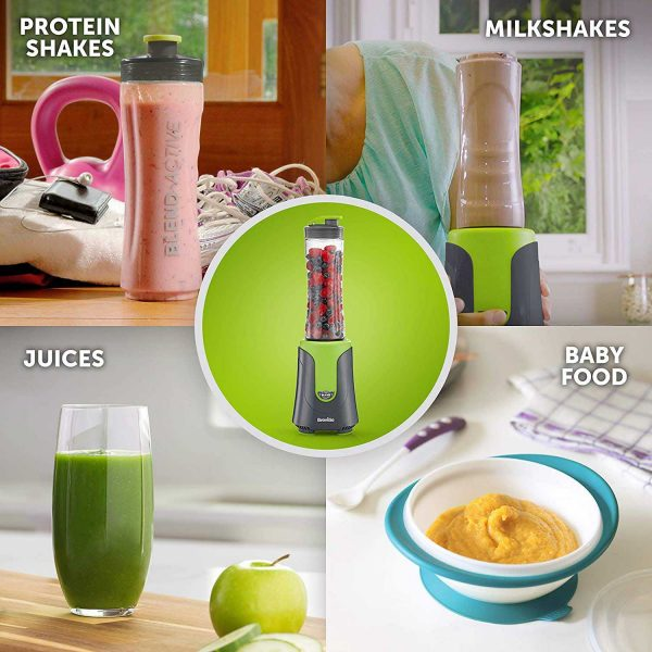 Breville Blend Active Food Prep Combo