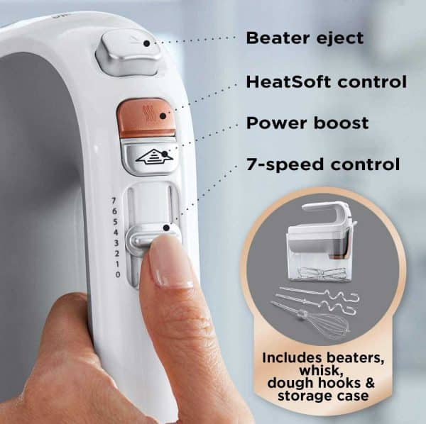 Breville Heatsoft Hand Mixer