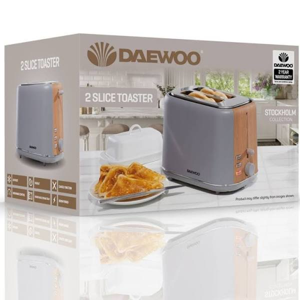 Daewoo Stockholm Toaster