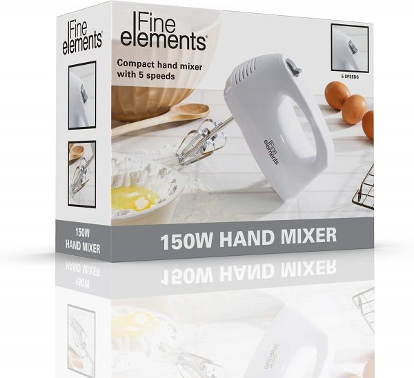 Fine Elements Hand Mixer