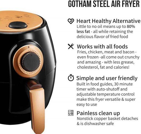 Gotham Steel Air Fryer