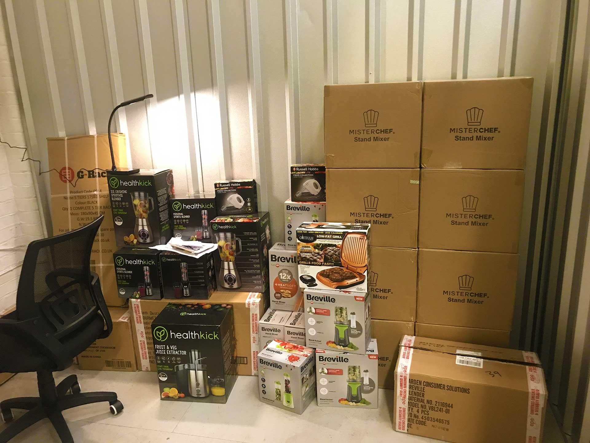TPCLtd Warehouse Load-In