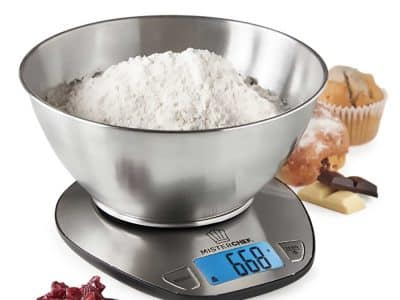 MisterChef® Digital Kitchen Scales