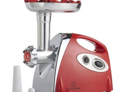 MisterChef® Electric Meat Grinder