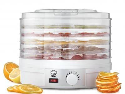 MisterChef® Food Dehydrator