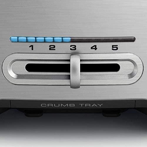 Sage BTA845UK Smart 4 Slice Motorised Toaster