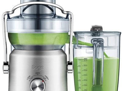 Sage SJE530BSS The Nutri Juicer Cold Plus