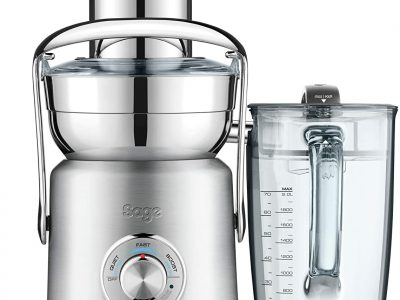 Sage SJE830BSS Nutri Juicer Cold XL - Brushed Stainless Steel