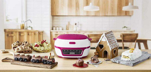 Tefal Pink Cake Factory
