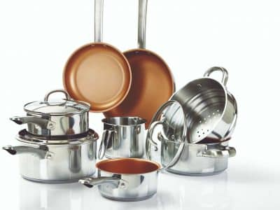 Cermalon 8-Piece Cookware Set