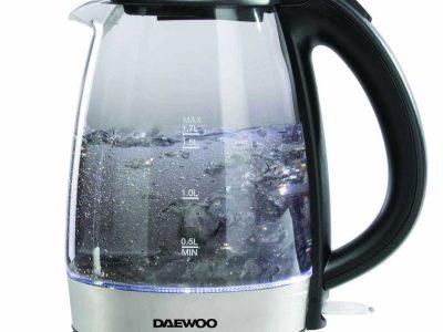 Daewoo Callisto Glass Kettle