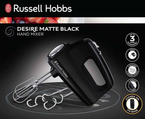 Russell Hobbs Desire Hand Mixer