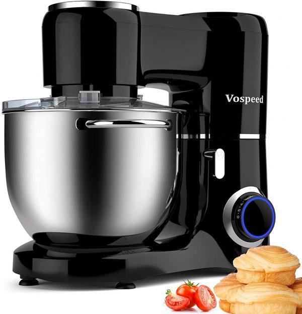 Vospeed Stand Mixer 1500W Black