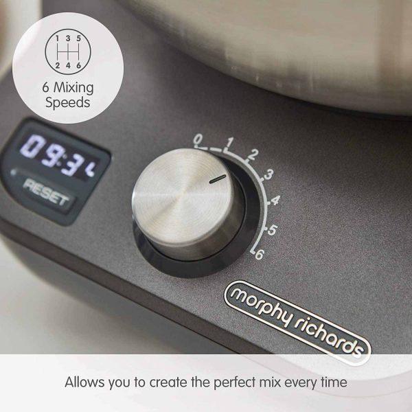 MixStar Compact Stand Mixer