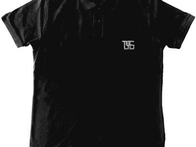 TPCLtd Men's Polo Shirt - Black