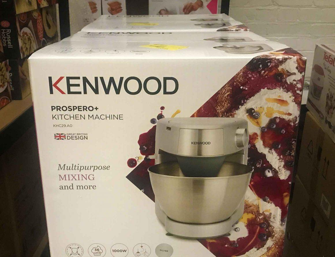 Kenwood Prospero Plus Delivery