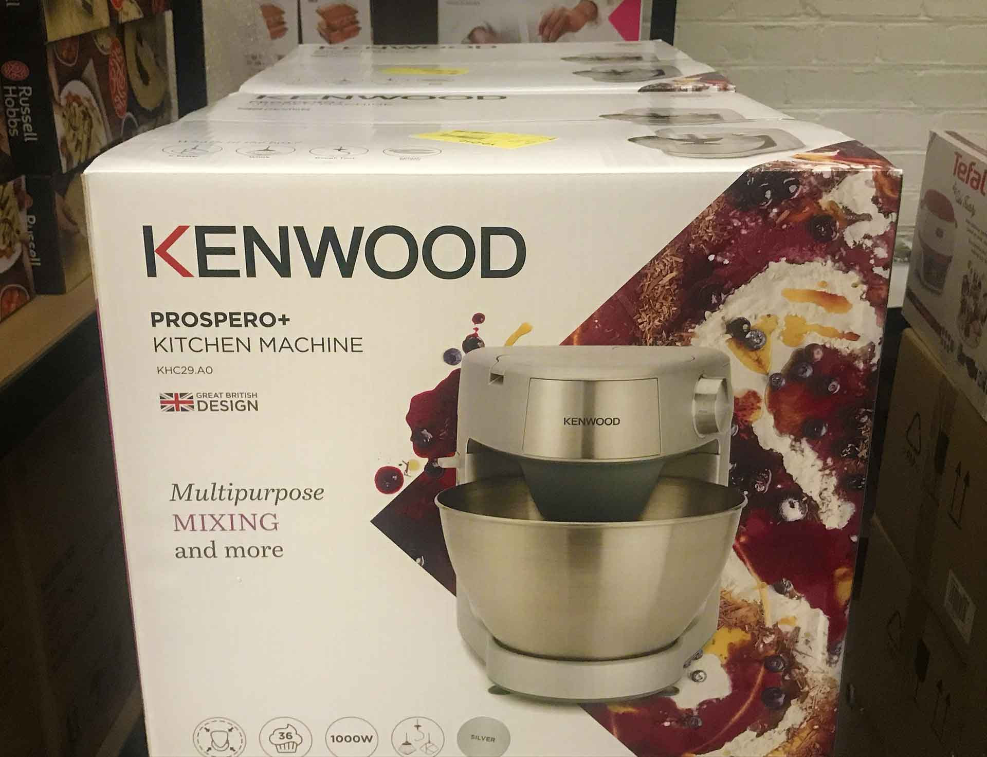 """Featured image for """"Kenwood Prospero Plus Delivery"""""""