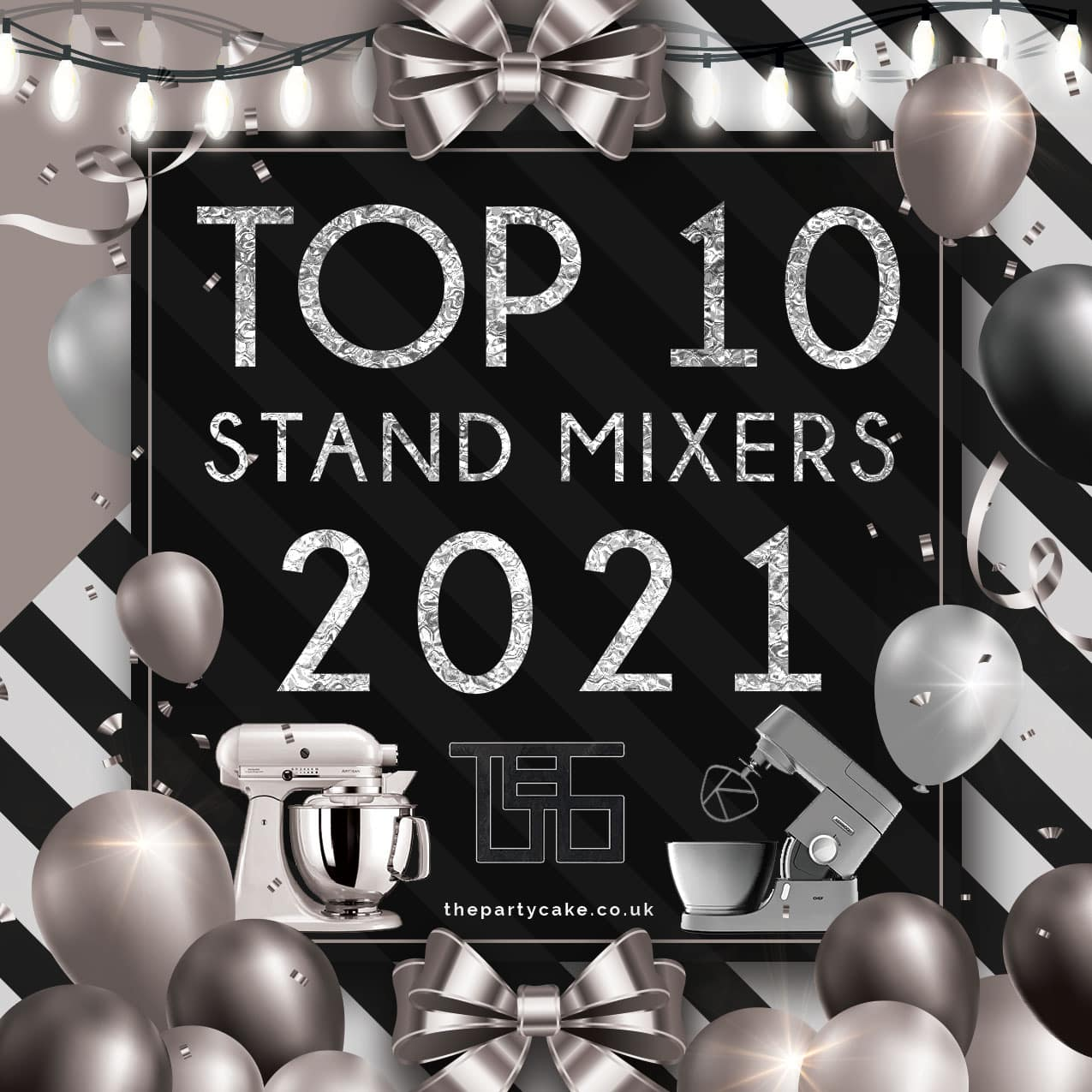 """Featured image for """"Best Stand Mixer Poll"""""""