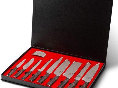 Koi Artisan Professional Knife Set