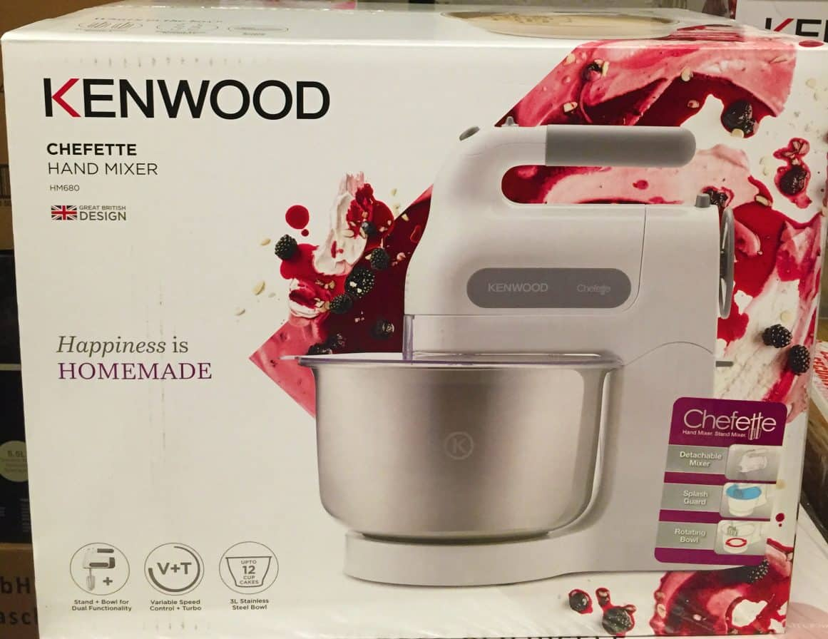 Kenwood Chefette Delivery