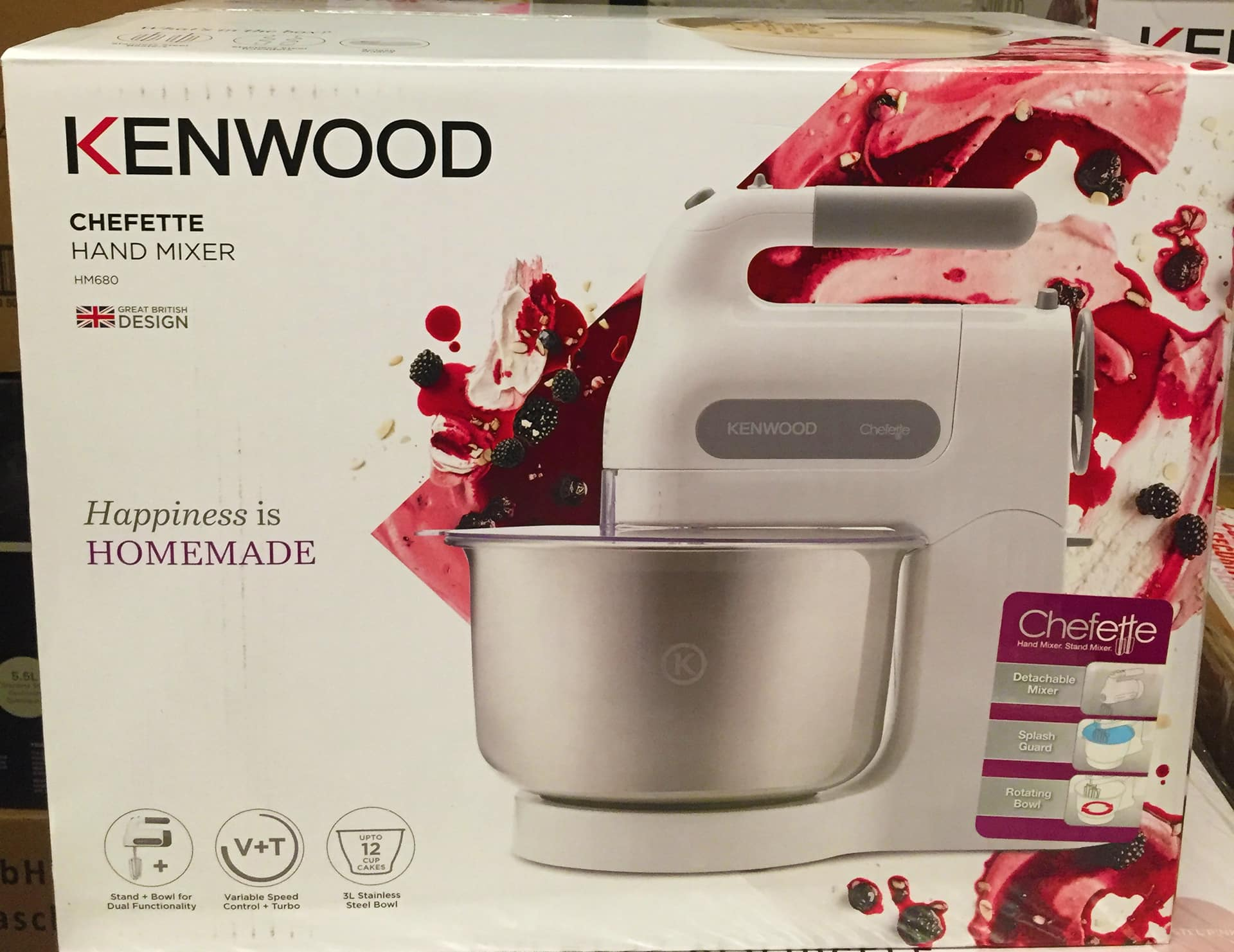 """Featured image for """"Kenwood Chefette Delivery"""""""