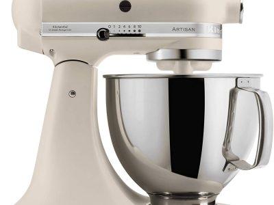 KitchenAid Artisan Stand Mixer Fresh Linen
