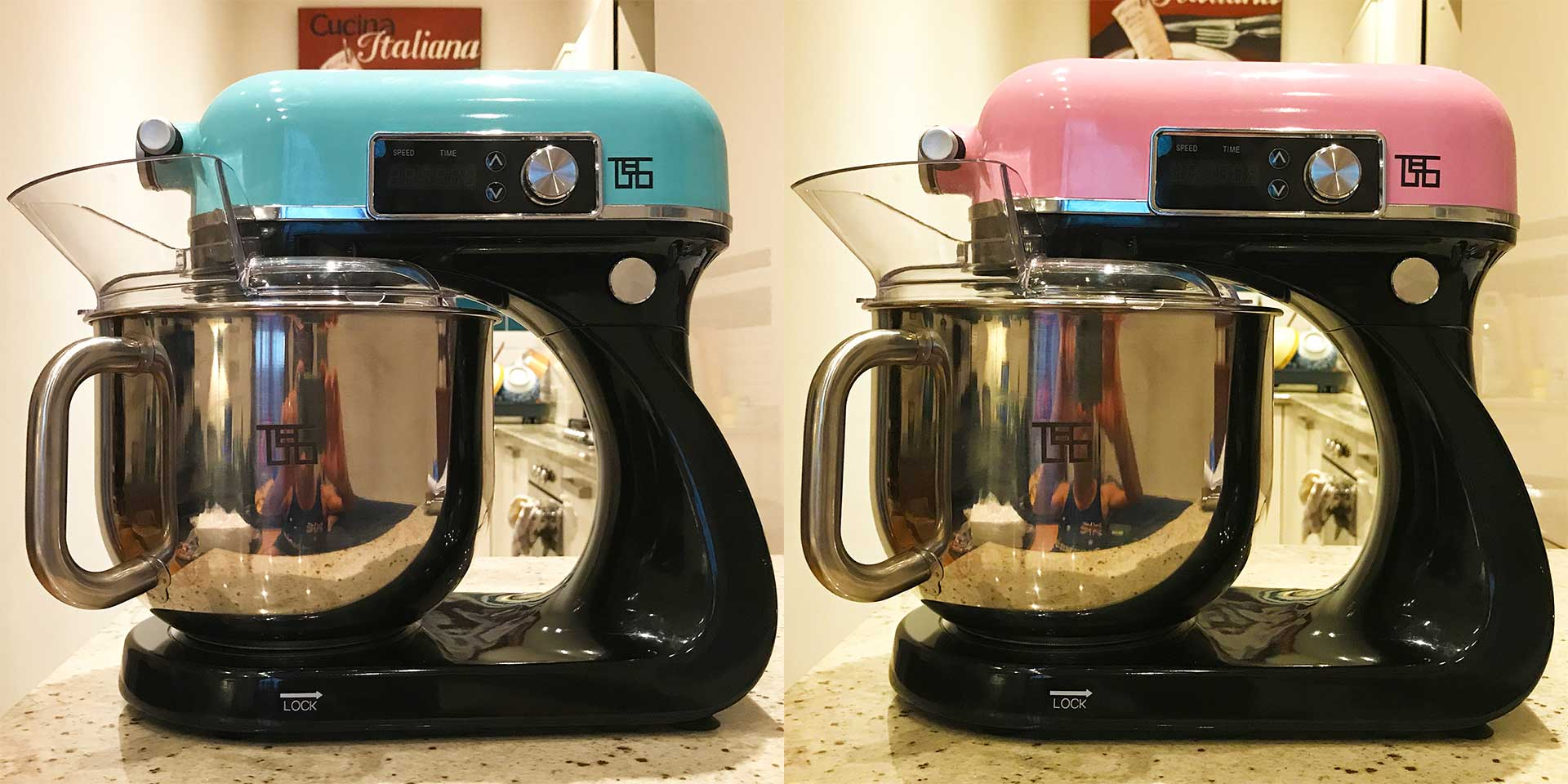 """Featured image for """"TPCLtd Stand Mixer Prototype 2"""""""