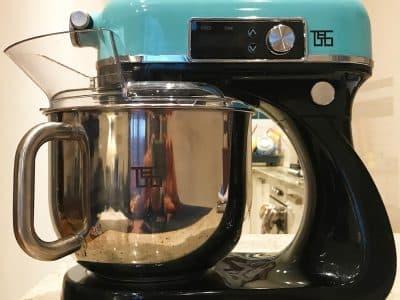 TPCLtd Stand Mixer Prototype 2 - Steel Blue
