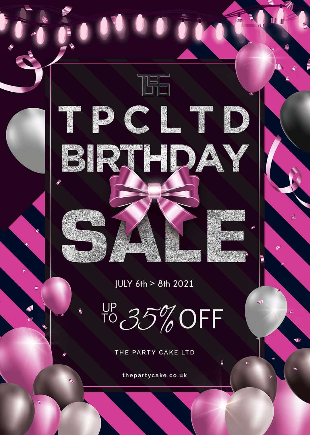 """Featured image for """"Birthday Sale"""""""