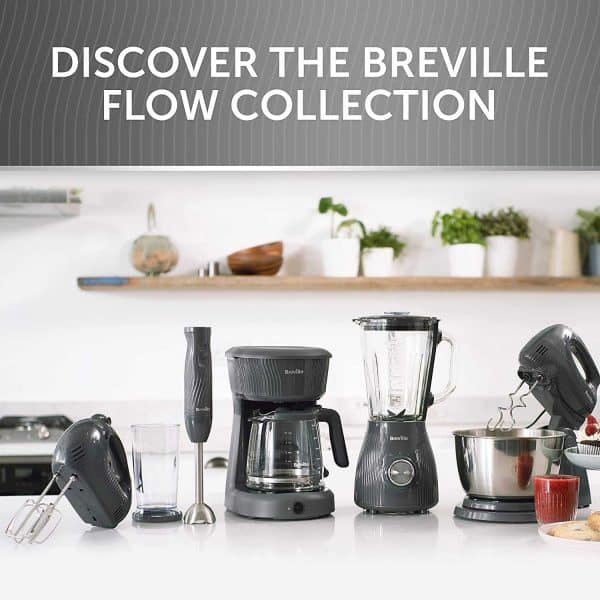 Breville Flow Hand and Stand Mixer