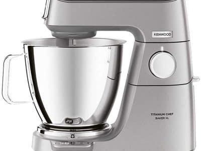 Kenwood Titanium Chef Baker XL Silver